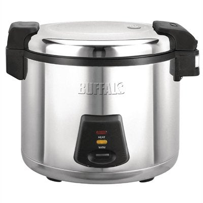 Buffalo Commercial Rice Cooker 6Ltr