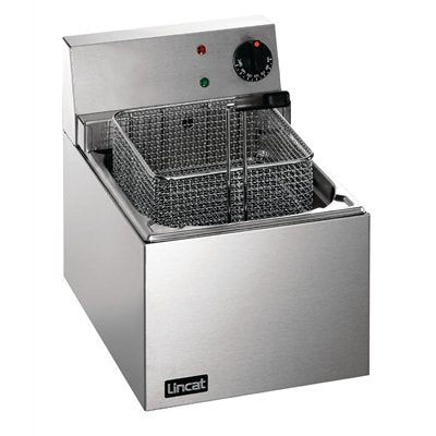 Lincat Lynx Single Tank Countertop Fryer LDF