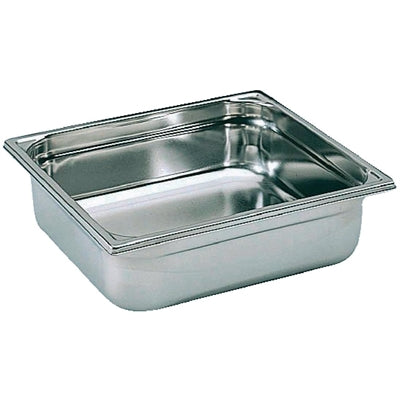 Bourgeat Stainless Steel 2/3 Gastronorm Pan 65mm