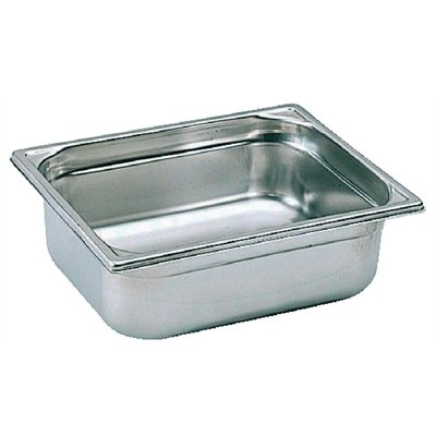 Bourgeat Stainless Steel 1/2 Gastronorm Pan 150mm