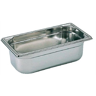 Bourgeat Stainless Steel 1/3 Gastronorm Pan 200mm