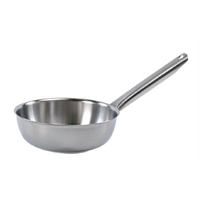 Bourgeat Tradition Plus Flared Saute Pan 280mm