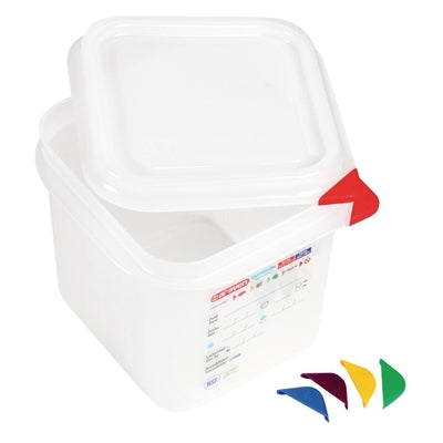 Araven 1/4 GN Food Container 2.6Ltr