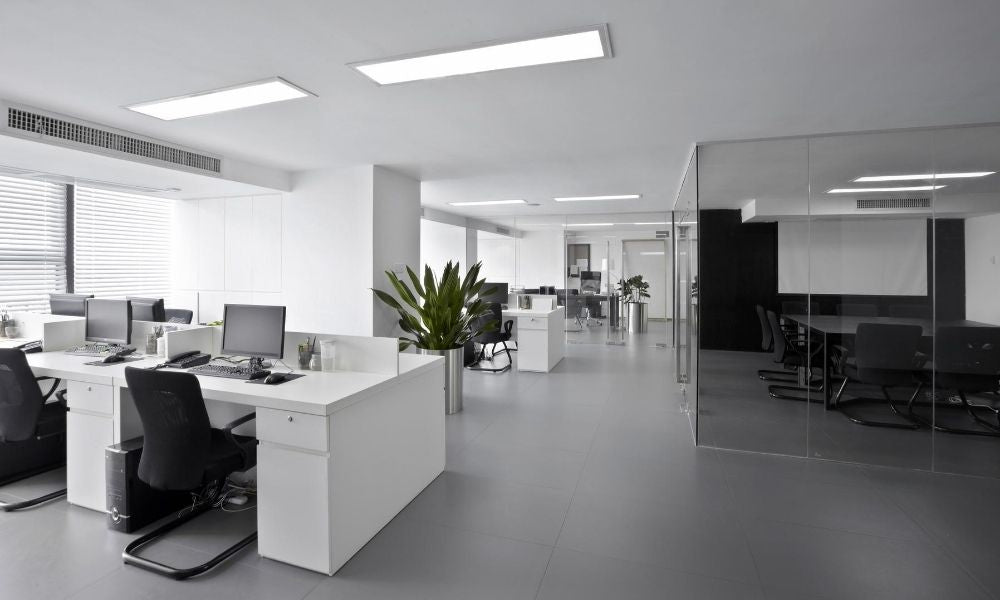 Why You Should Upgrade Your Office Lighting To LED