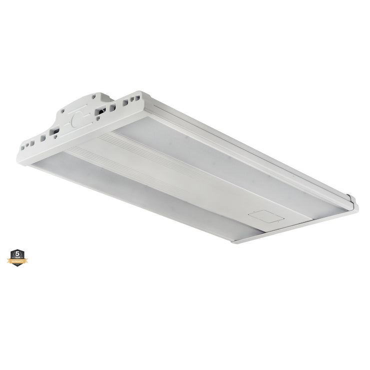 2ft LED Linear High Bay Light, 110W, Chain Mounting Included, 15,000 Lumens