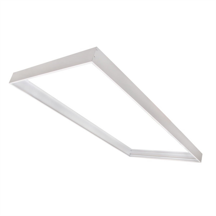 2x4 Flat Panel Surface Mount Kit - Eco LED Mart