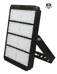 LED Flood Light, 300W, 5700K, IP65, 38,000 Lumens