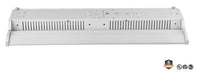 4ft Linear LED High Bay, 220W, Chain Mounting Included, 30,000 Lumens - Eco LED Mart