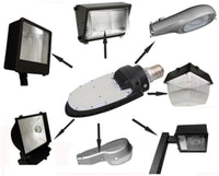 LED Corn Bulb, 115W, Mogul Base (E39), Equivalent to 400W Metal Halide, 5000K, 13,500 Lumens - Eco LED Mart