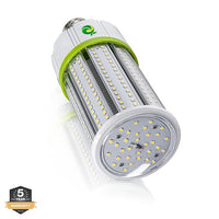 LED Corn Bulb, 240W, Mogul Base (E39), Equivalent to 600W Metal Halide, 5700K, 30,800 Lumens