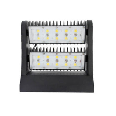 LED Wall Pack, 80W, Rotatable, 5700K, 10,720 Lumens - Eco LED Mart