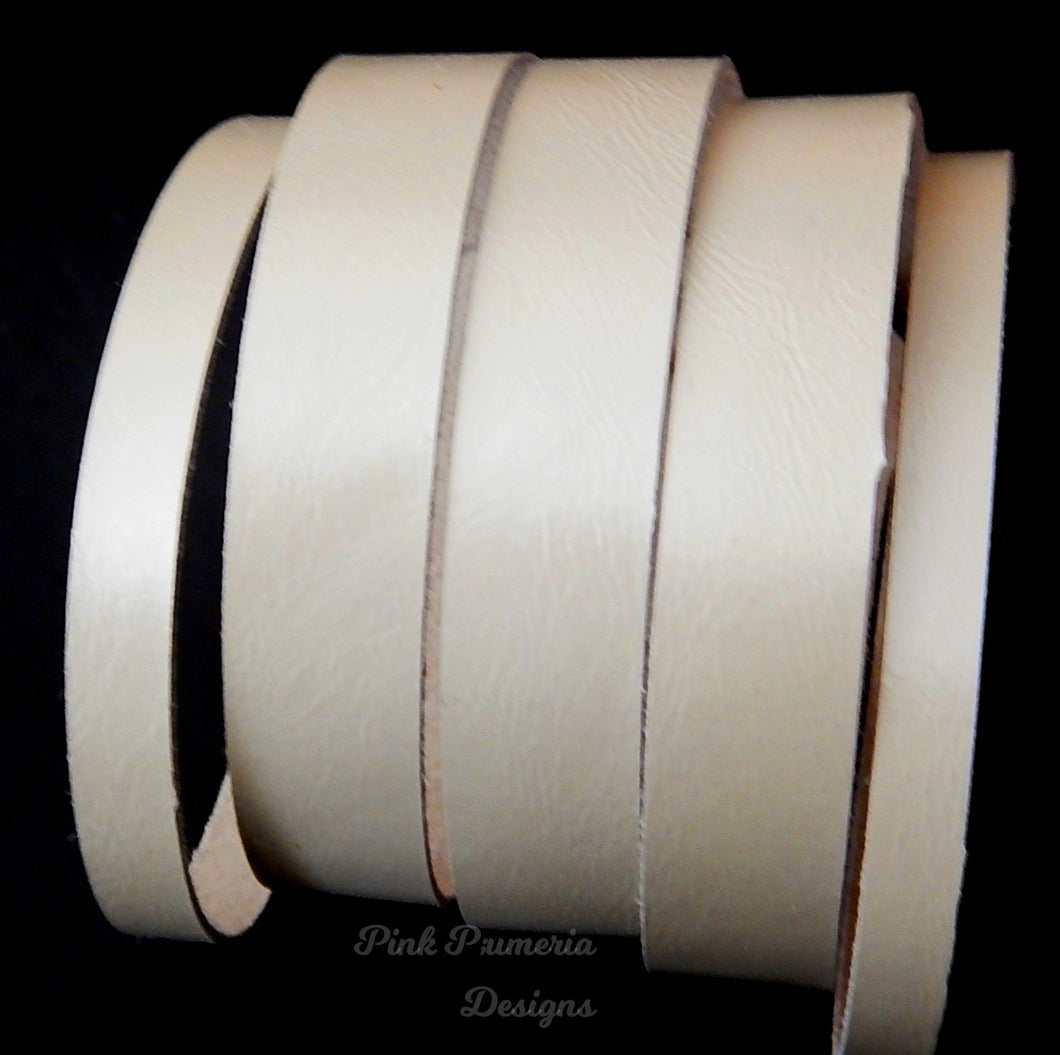 Sliced Cuff - Cream