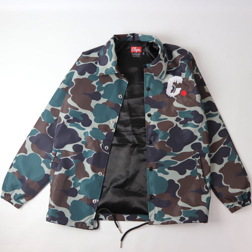 Nuclear weapons coach jacket II
