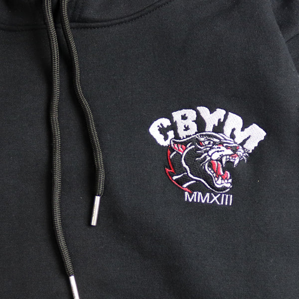 The panther hoodie