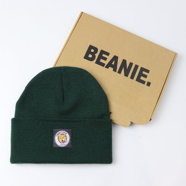 Sports Club Beanie Green
