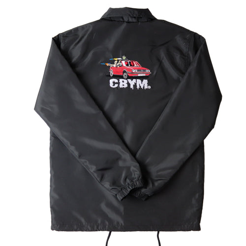 Nuclear weapons coach jacket