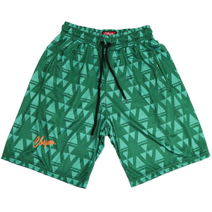 Retro sports club shorts II