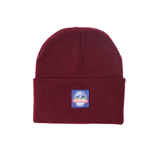 Hunter Beanie Burgundy