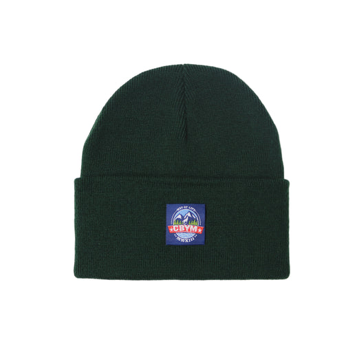 Hunter Beanie Green