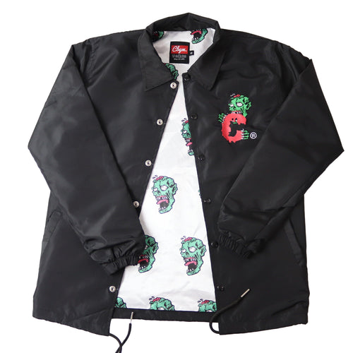 Monsters underworld coach jacket