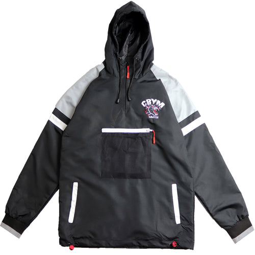 The panther windbreaker