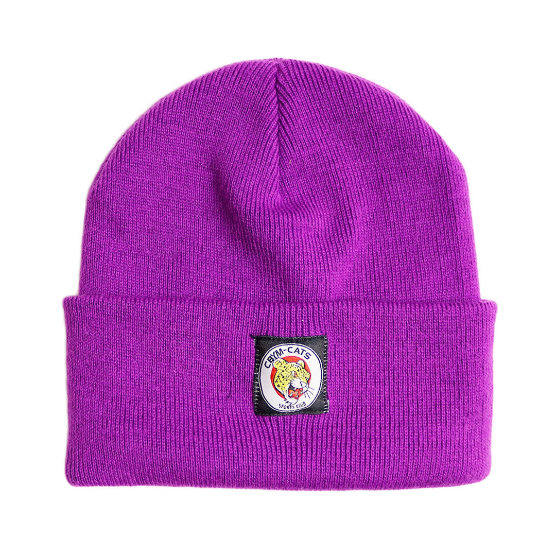 Sports Club Beanie Purple