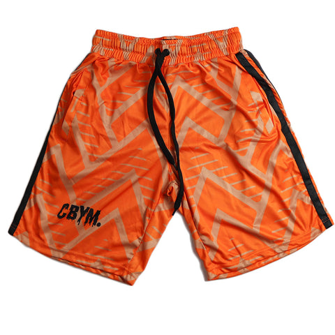 Retro sports club shorts black III