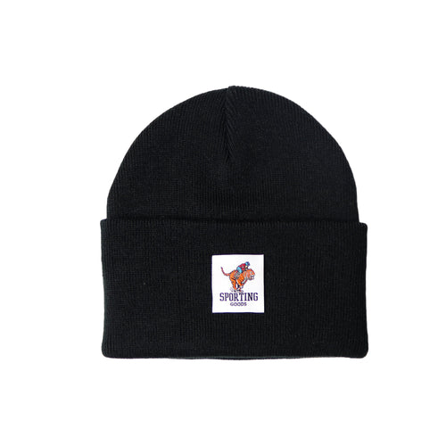 Sporting Goods Beanie Black