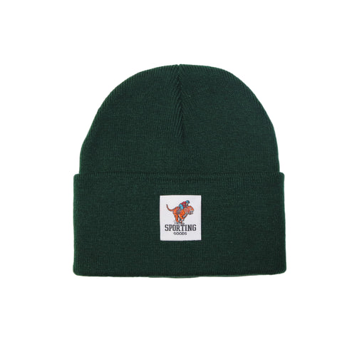 Sporting Goods Beanie Green
