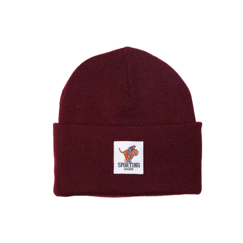 Sporting Goods Beanie Burgundy