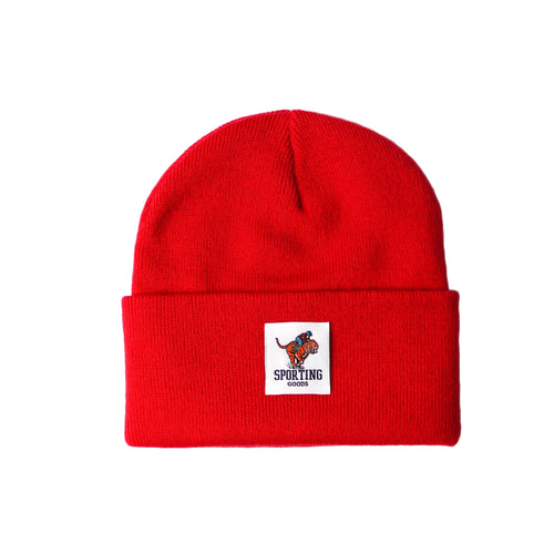 Sporting Goods Beanie Red