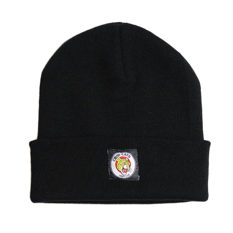 Sports Club Beanie Black