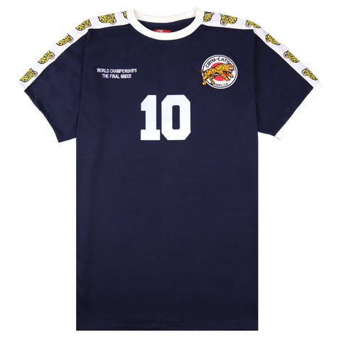 Sports Club T-shirt III (navy)