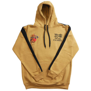 Traditional Tiger Hoodie II