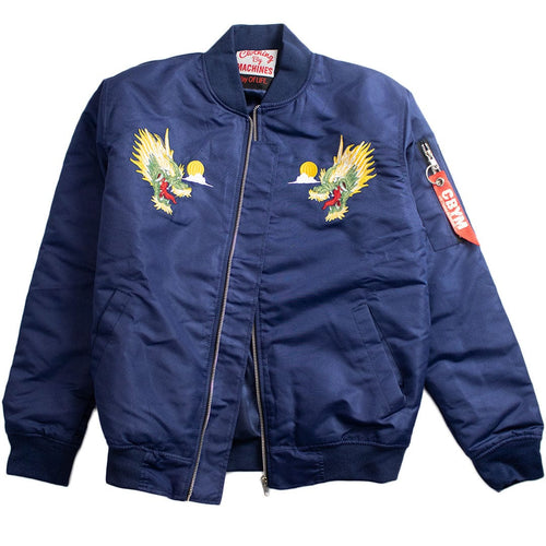 Vietnam Sunrise Bomber Jacket