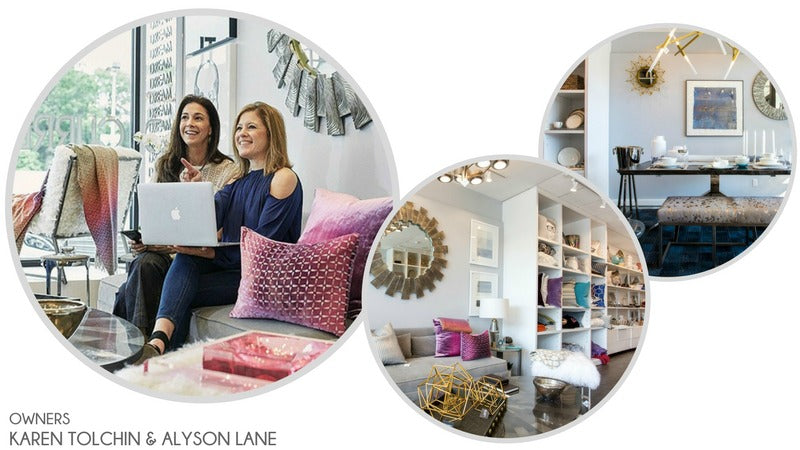 Karen Tolchin and Alyson Lane of Current Home NY