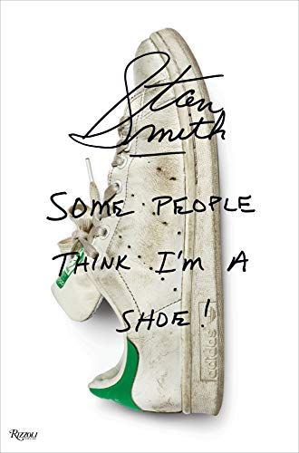 STAN SMITH: SOME PEOPLE THINK I'M A SHOE BOOK