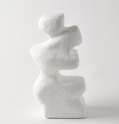 MOUREN SCULPTURE | WHITE