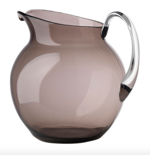 PALLA TRANSPARENT PITCHER