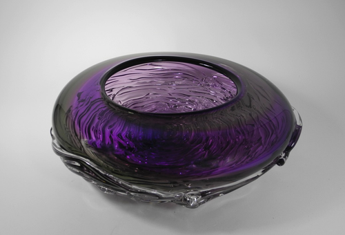 WAVE BOWL | GREY & PURPLE