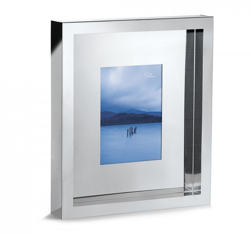 HIGH POLISH STAINLESS STEEL PICTURE FRAME