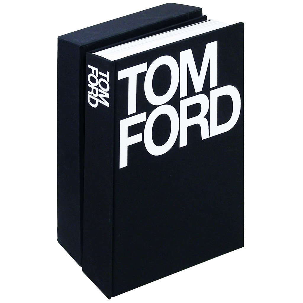 Tom Ford Book | Side view