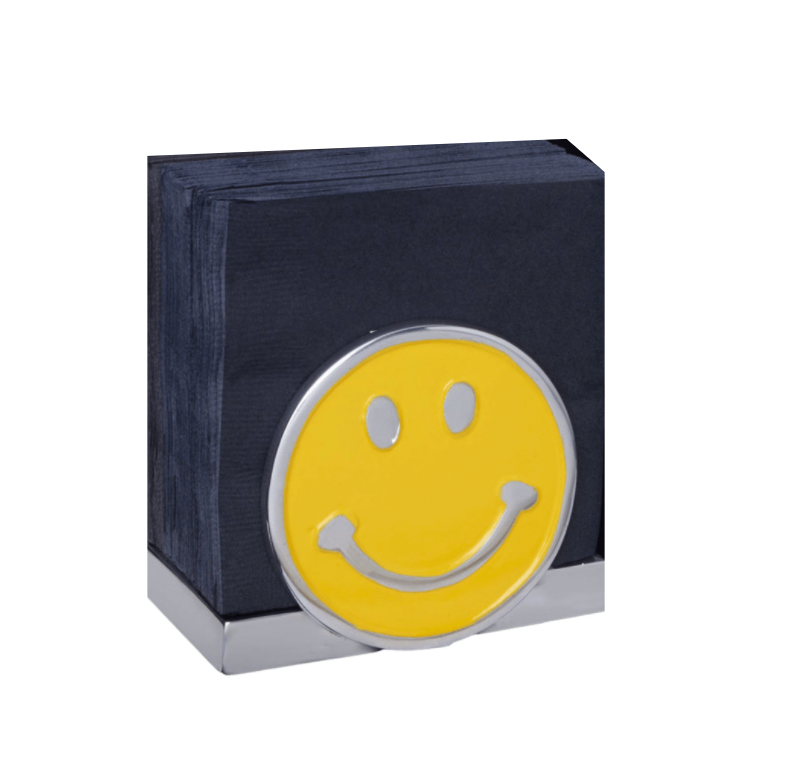 SMILEY NAPKIN HOLDER