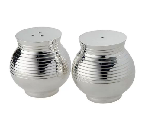 ERCUIS TRANSAT SALT & PEPPER SHAKERS