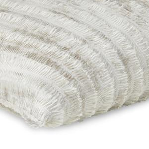 FRINGE PILLOW | OFF WHITE | 22 x 22