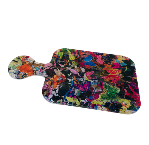 BUTTERFLY NIGHTS SERVING BOARD