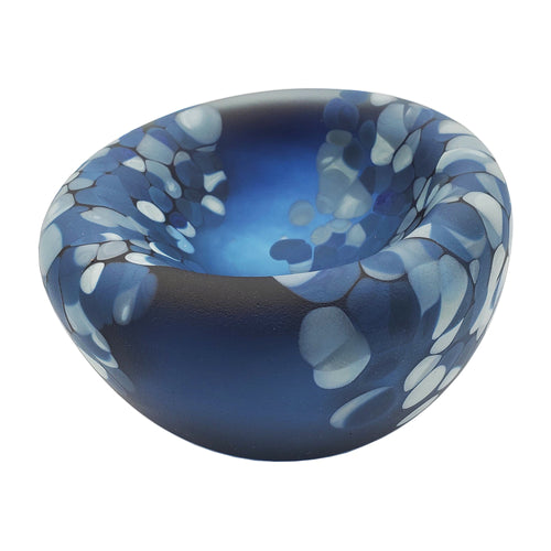 JELLY BOWL | STEEL BLUE & GREY -