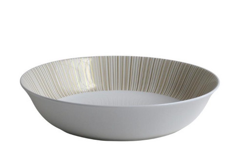 "BERNARDAUD SOL 11"" OPEN VEGETABLE BOWL"