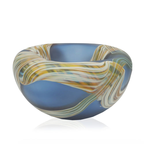 ROOT BOWL | STEEL BLUE -