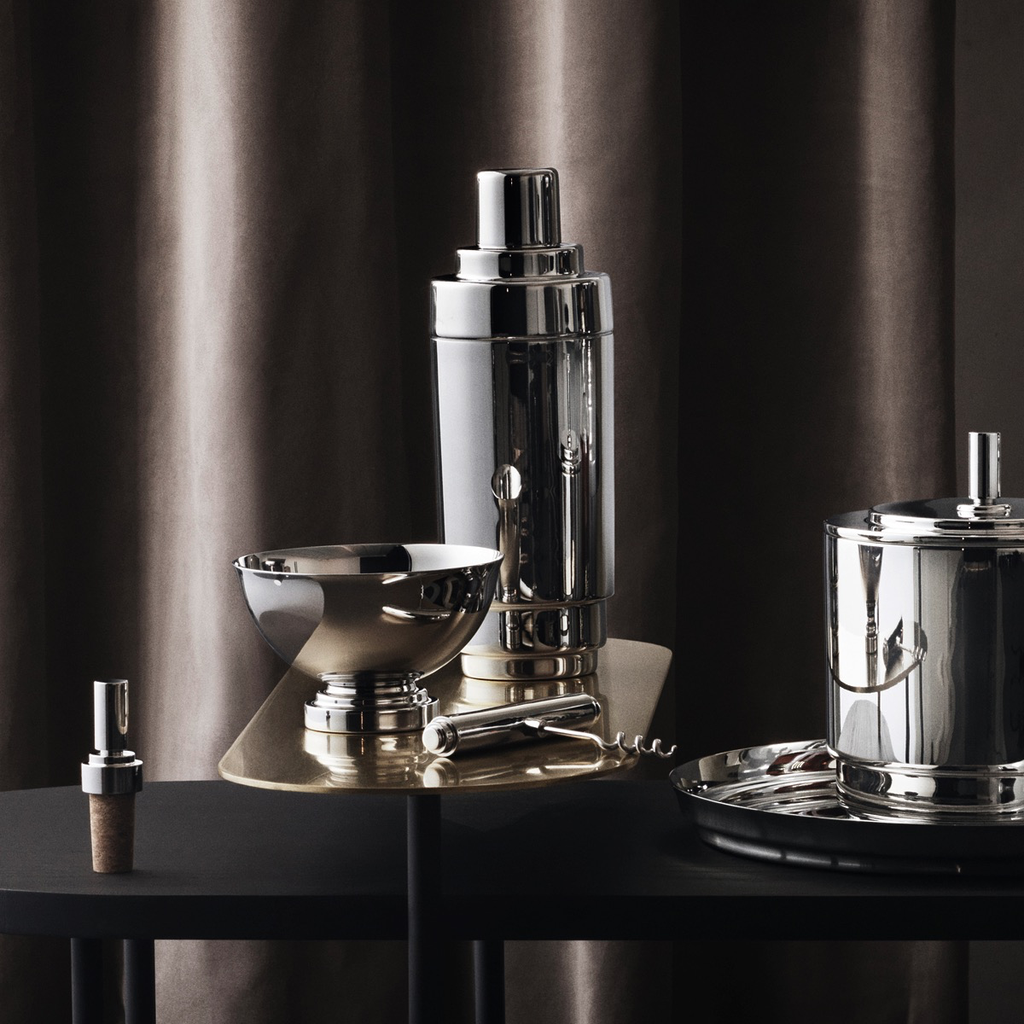 MANHATTAN COCKTAIL SHAKER | GEORG JENSEN